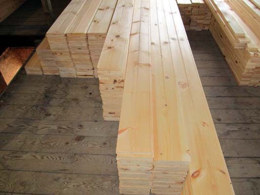 Pine Board And Batten Bevel Siding Cove Siding Clap