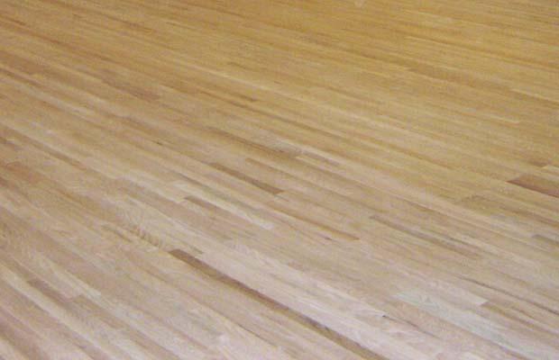 Pine flooring oak hardwood strip tongue and groove t for Raw hardwood flooring