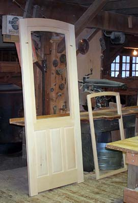 Wood Storm Doors For Front Door