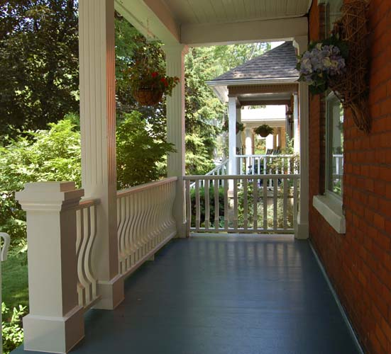 Victorian Porch Wood Post Turning And Railing Products , Ontario, GTA,  Toronto, Verandah, Balustrade, Baluster, Spindle , Deck, Rail, Fretwork,  Corbels, ...