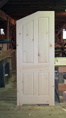 Solid Wood Doors Custom Built Any Size Door At Hoffmeyer S