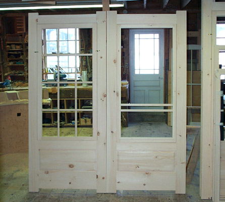 Hoffmeyer's Mill Quality Old Fashioned Screen Doors, arched ...