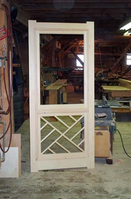 Hoffmeyer S Mill Manufactures Quality Old Fashioned Screen