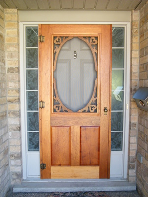 Hoffmeyer S Mill Quality Old Fashioned Screen Doors