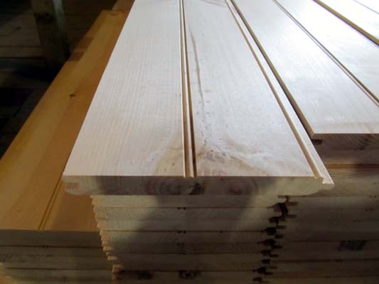 Shiplap For Walls And Ceiling Woodtone Prefinished Pine
