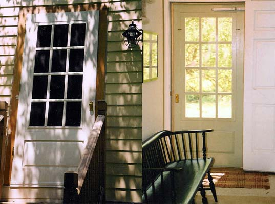 Wood Screen Door Wooden Combination Storm Doors