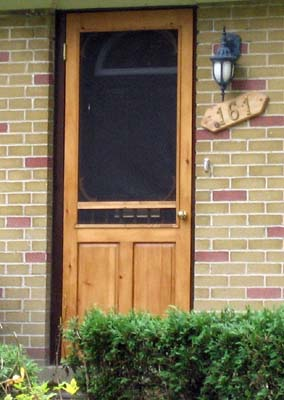 Custom screen only type handcrafted by one carpenter doors start at $395 Canadian funds and typically can range up to $980 + Canadian funds (for the fancy ... : canadian doors - pezcame.com