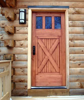 solid wood doors door custom built made most any size door at